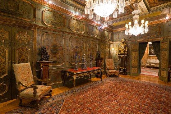 0bf4da6c0fa Museu Medeiros de Almeida  Casa-Museu Medeiros e Almeida - Sala Luis XIV