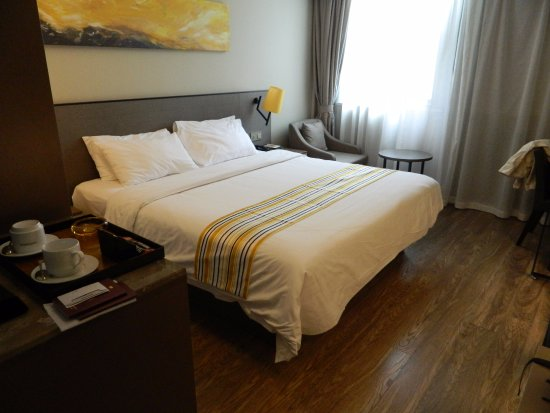 Home Inn Kunming Cuihu : Superior Business King Room