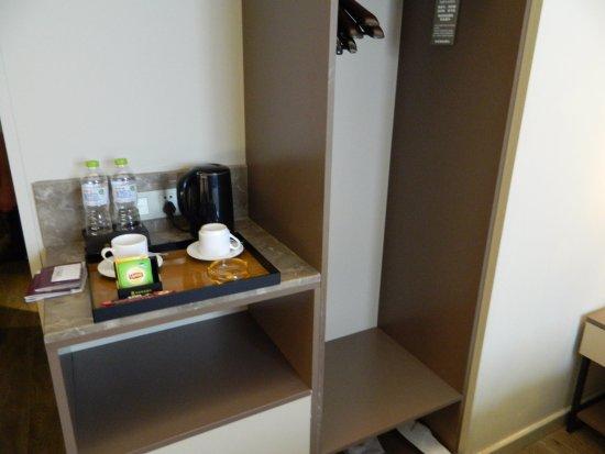 Home Inn Kunming Cuihu : Free coffee and tea
