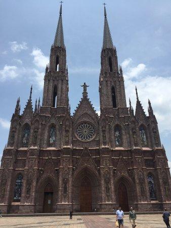 Zamora de Hidalgo, เม็กซิโก: Santuario Diocesano de Nuestra Sra.de Guadalupe