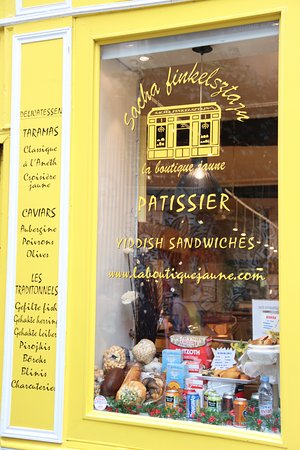 Le Marais: Shop in Jewish District