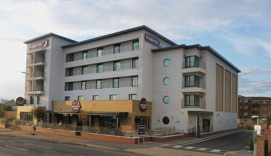 Premier Inn Southend On Sea Eastern Esplanade Hotel