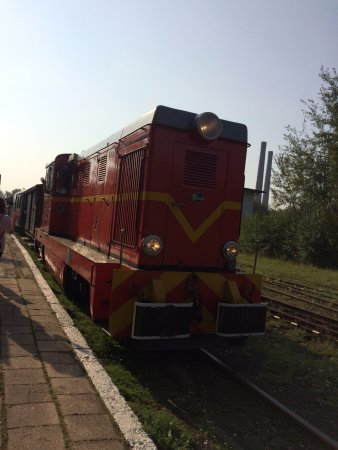 Upper-Silesian Narrow-Gauge Railway