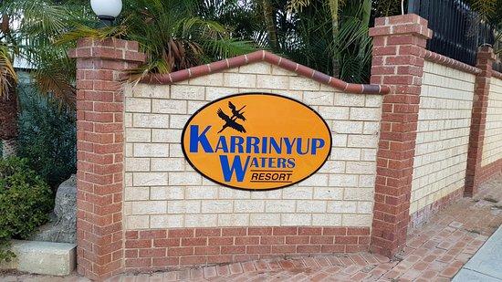 Gwelup, Australia: Entrance
