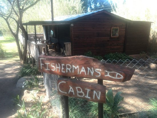 Bonnievale, South Africa: cabin