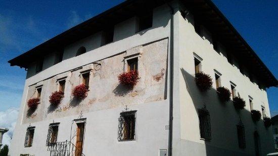 Брец, Италия: Casa tipica della Val di Non
