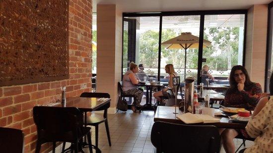 Joondalup, Australia: Cafe