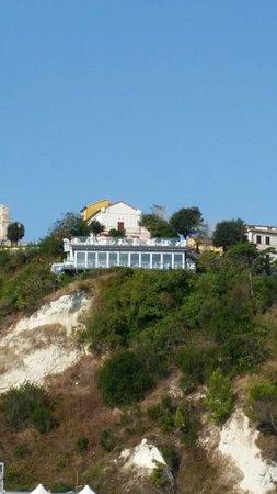 terrazza dal mare - Picture of La Torre Ristorante, Numana - TripAdvisor