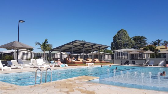 Gwelup, Australien: Pools & cabana
