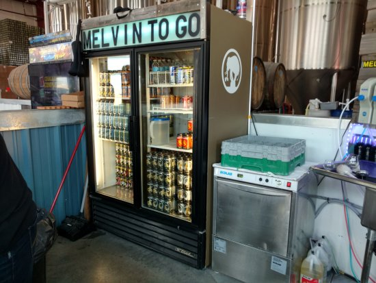 Alpine, WY: Beer To Go