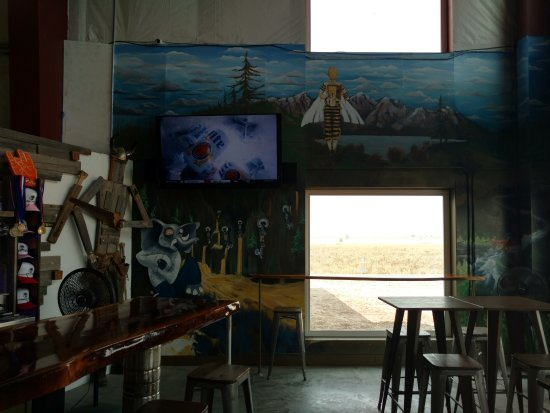 Alpine, WY: Bar Wall Art