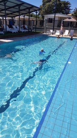 Gwelup, Australia: Lap pool