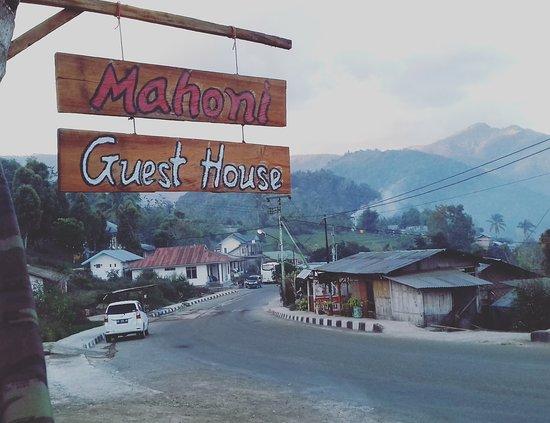 Moni, Indonesia: Mahoni Guest House