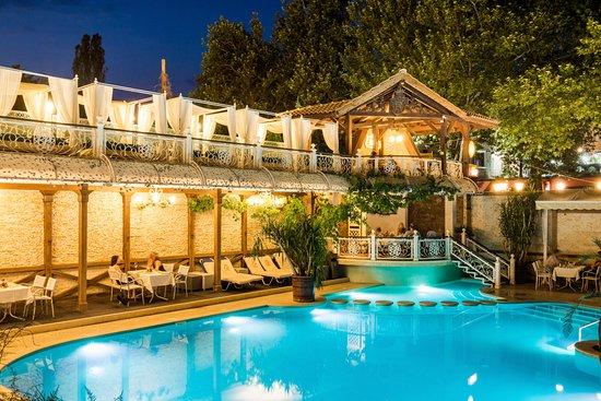 Pool - Picture of Spa Hotel Rich, Velingrad - Tripadvisor