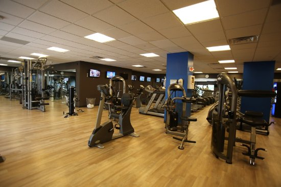 Wyndham Hamilton Park Hotel and Conference Center: Fitness center