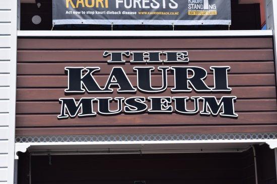 Matakohe, New Zealand: Kauri Museum