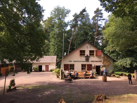 Ramberg, Deutschland: Waldhaus Drei Buchen