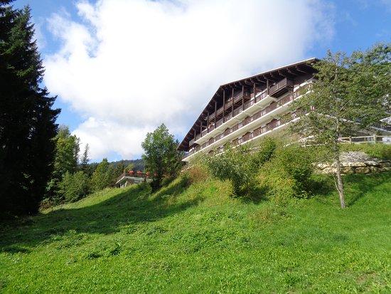 Résidence Goélia La Grande Cordée : vue de la résidence