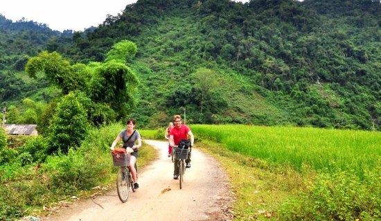 Cycling ba be national park