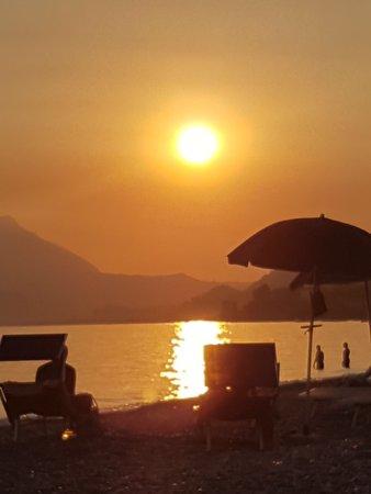 Vibonati, Italien: Panorama stupendo vacanza rilassante, villaggio Elayon perfetto , Villamare Sapri.