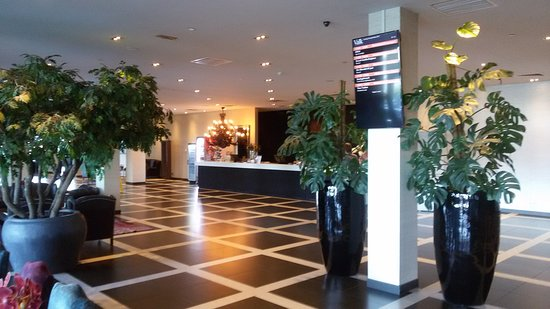 Duiven, Nederland: Lobby
