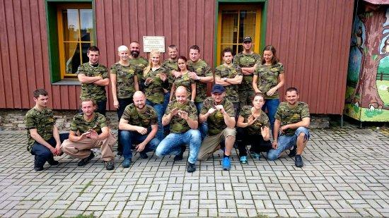 Bozi Dar, جمهورية التشيك: Víkendový pobyt na Daniele