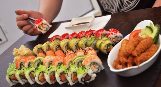 Best Sushi Restaurants In United States