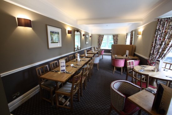 Braithwaite, UK: Newly Refurbished Dining Room