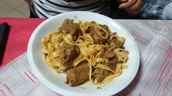 Doganaccia, Ιταλία: Cena alla Bicocca