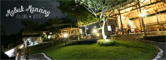 Mabuk Mancing Fishing and Resto