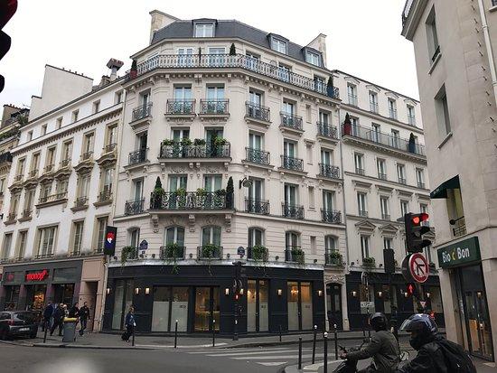 picture of hotel 34b astotel paris tripadvisor. Black Bedroom Furniture Sets. Home Design Ideas