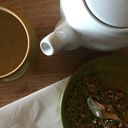 Wirksworth, UK: Loose Leaf tea available in various flavours