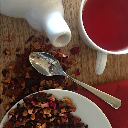 Wirksworth, UK: One of our loose Leaf Teas