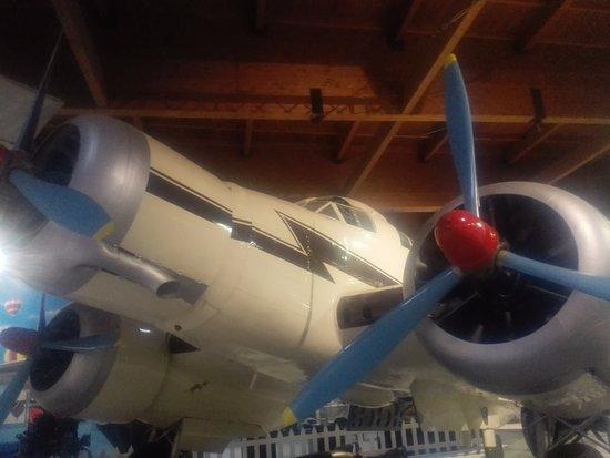 Museo dell'Aeronautica Gianni Caproni : un aereo