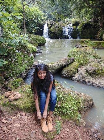 Jharkhand, India: water fall
