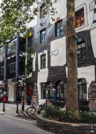 Kunsthaus Wien : Hundertwasser Museum
