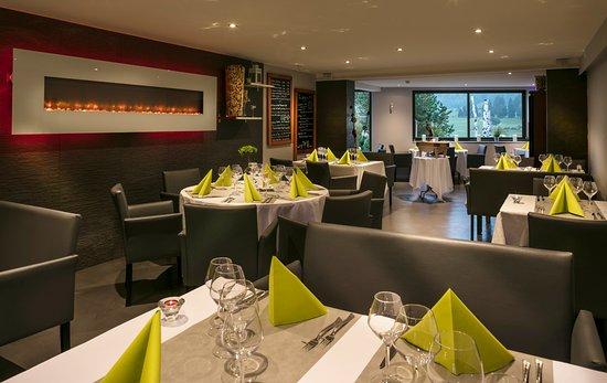 Restaurant Le Mont Saint Jean Les Rousses