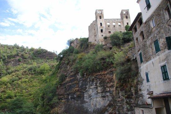 Liguria, Italia: Castello
