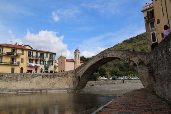 Liguria, Italia: Ponte