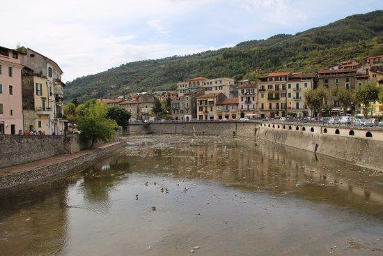 Liguria, Italia: Torrente