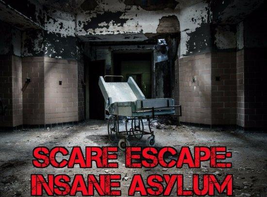 Scare escape game 2017 a little haunted house and solving for Secret escape games
