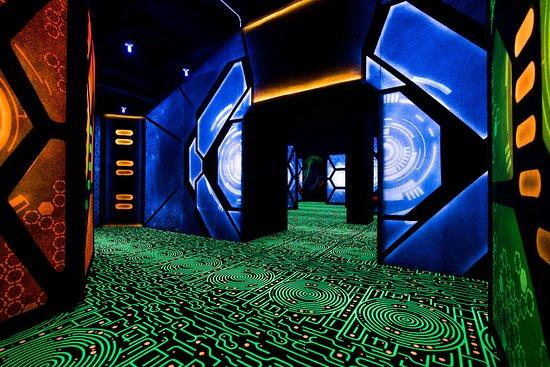 Lasertag Club Orbita