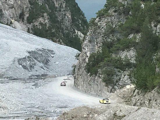 S-charl, Svizzera: von S-carl nach Scuol durch das wilde Tal