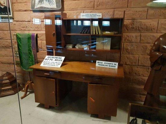 Sao Leopoldo, RS: objetos padre