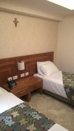 la mia camera da letto - Foto di Casa Nova Hospice, Nazareth ...