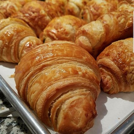 Takoma Park, MD: Fresh baked pastries available every morning.