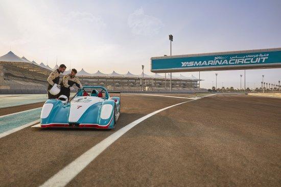 Abu Dhabi, Vereinigte Arabische Emirate: Yas Marina Circuit