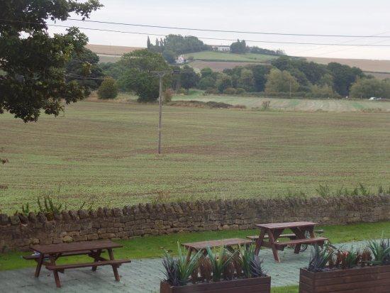 Barlborough, UK: Beautiful even in the rain.