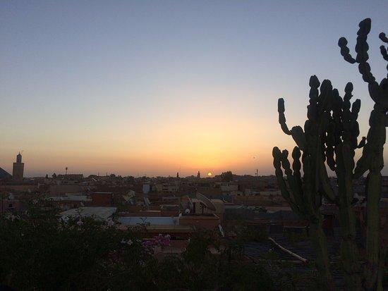 Riad 144 Marrakech: Lever de soleil sur la Medina @Riad144