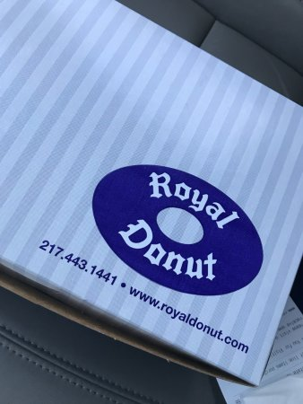 Danville, IL : To-go box